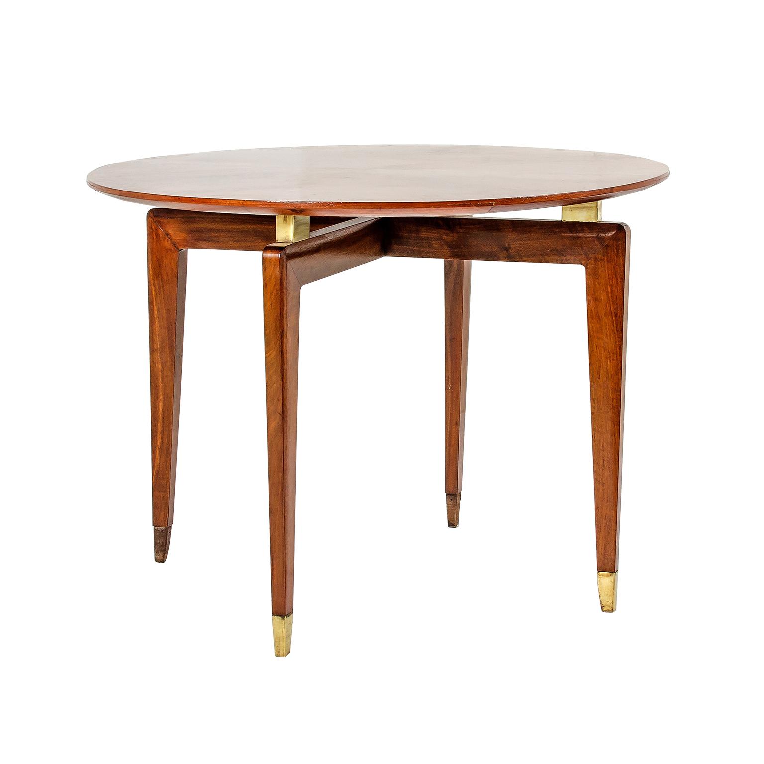 Gio ponti tavolo da pranzo arredo e design moderno mizar for Tavolo da pranzo design