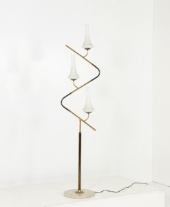 Stilnovo Lampada da Terra