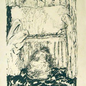 Pierre Bonnard, La Cerimonia - II