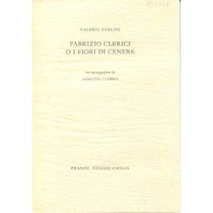 Fabrizio Clerici o i fiori di cenere