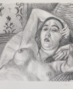 Henri Matisse Le Repos du Modèle