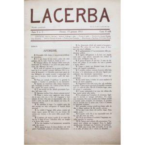 Lacerba, Edizione Completa