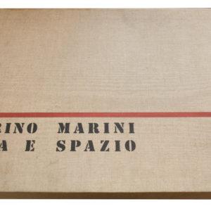 Marino Marini, Egle Marini, Idea e Spazio, Poemi