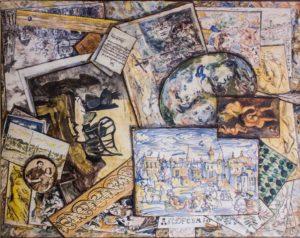 Scuola Romana, Piano In Ceramica