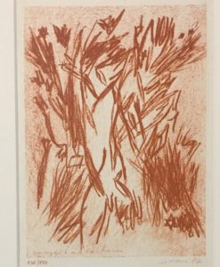 J-46253_ Giancarlo Limoni, Homage to Jean Cocteau